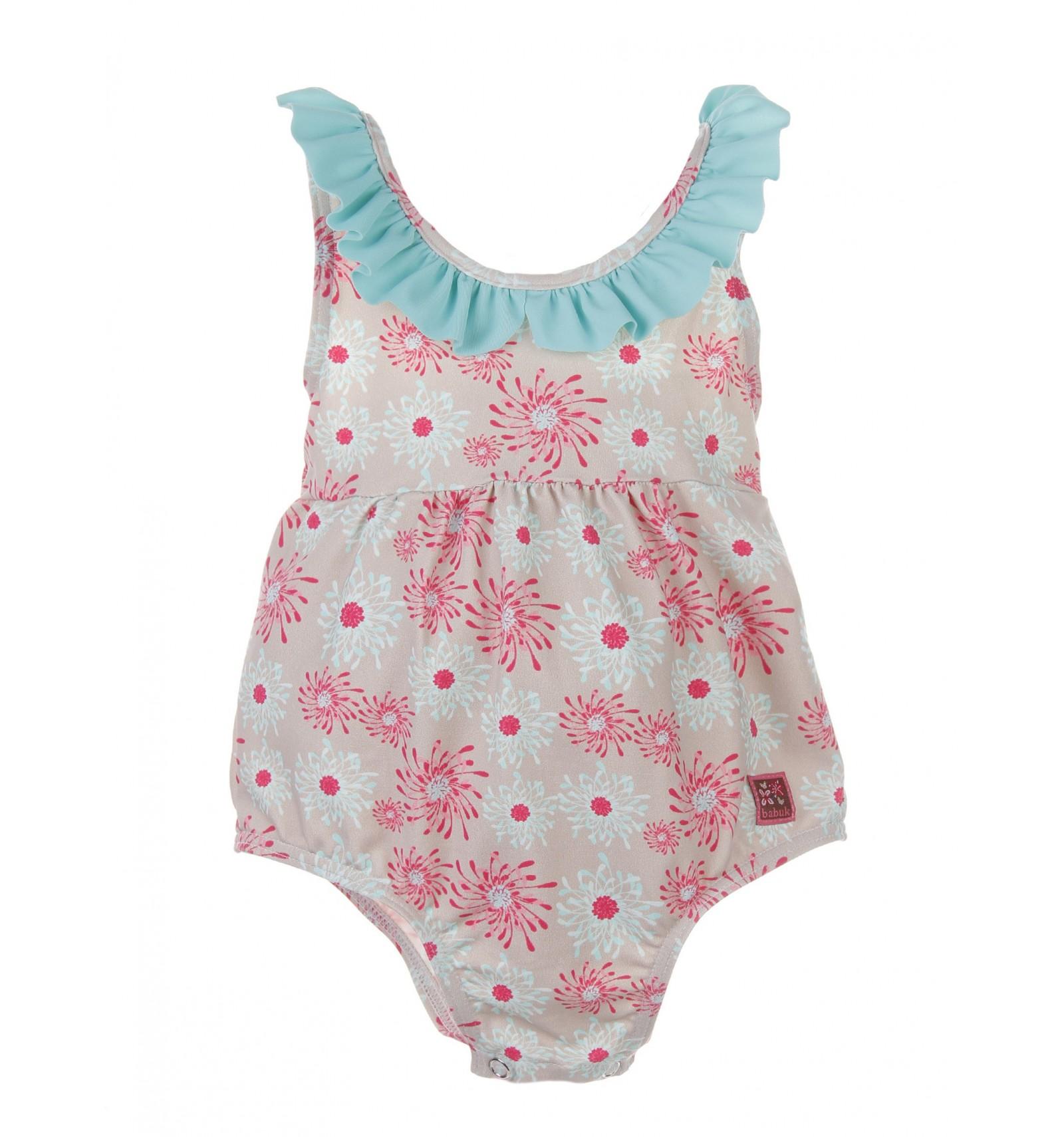 2aa55411c Bañador de bebé .Colección Soleil