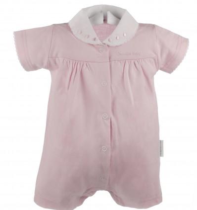 Pijama enterizo de bebé de verano