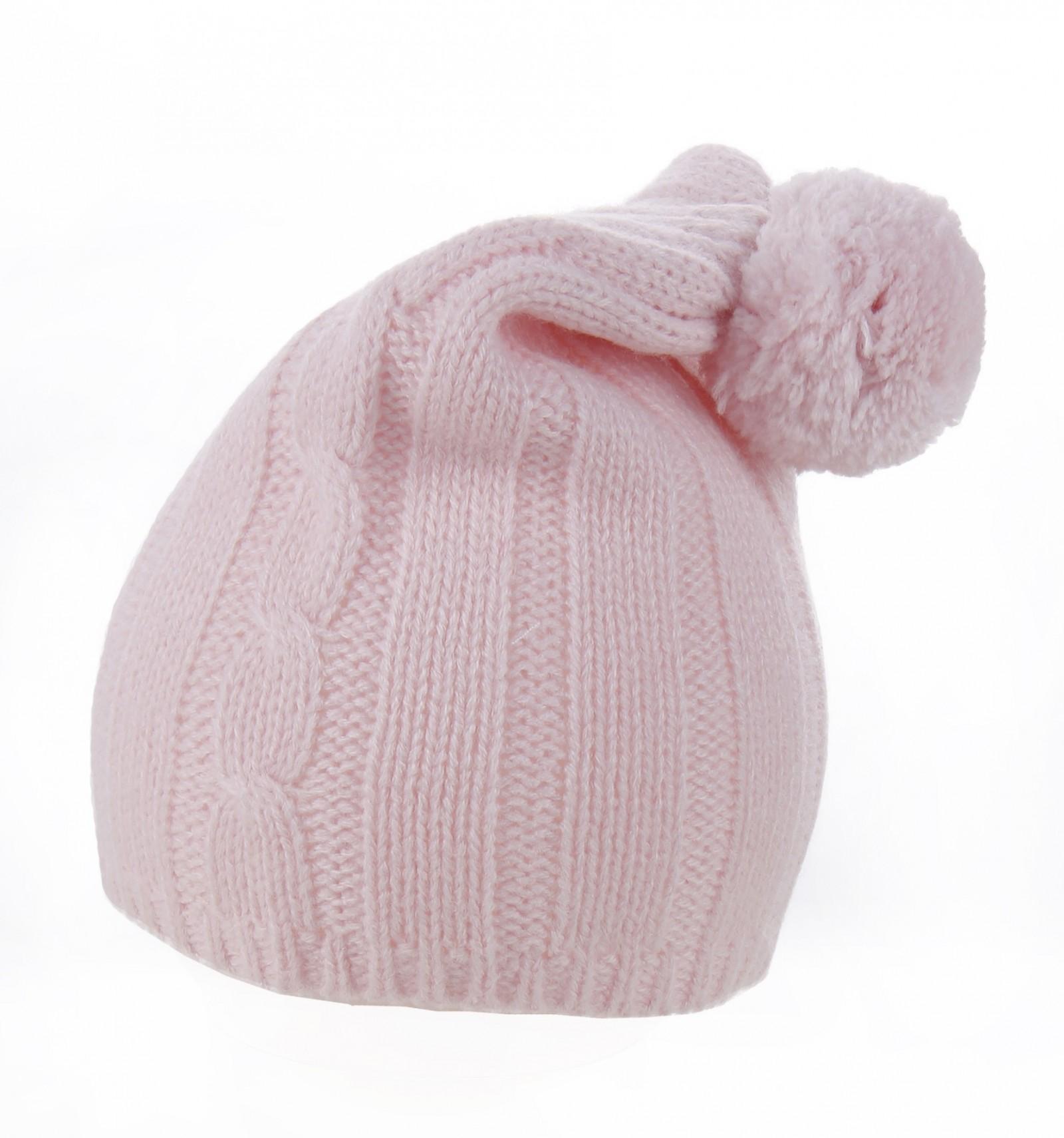 Gorro marfil con bufanda para bebé y niña 9b3b9dd59c4