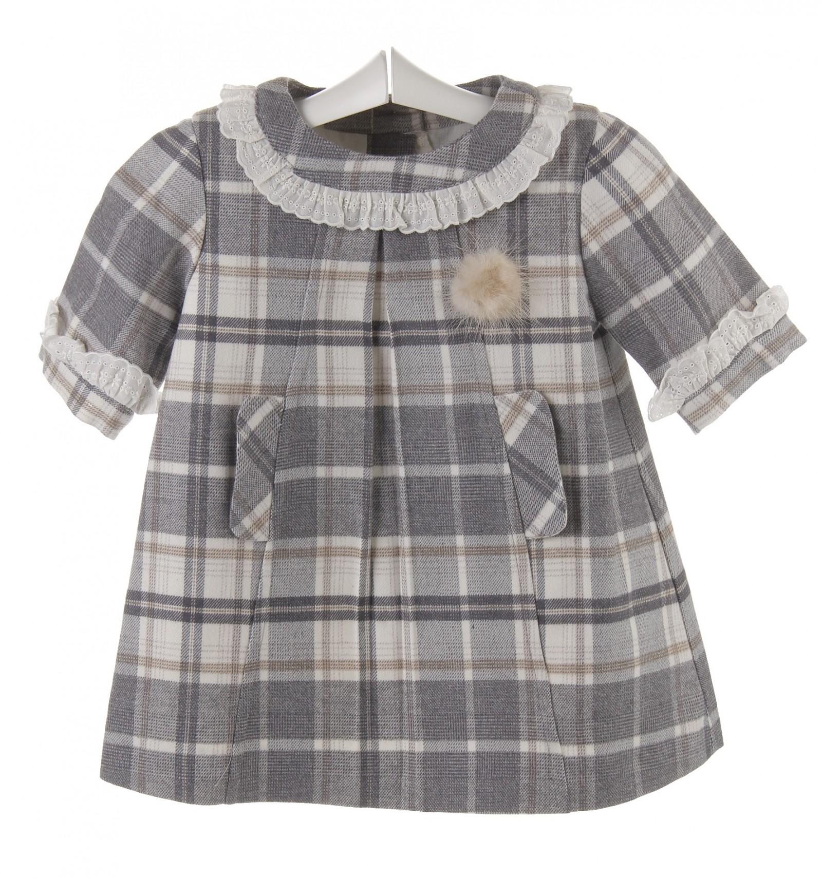 Compra vestidos bebe y niña. Tienda online ropa infantil y de bebés ... 29df40ca587