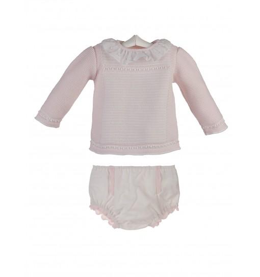 09b1f90a9 Comprar online ropa bebes otoño invierno artesanal. - Peques y Bebes