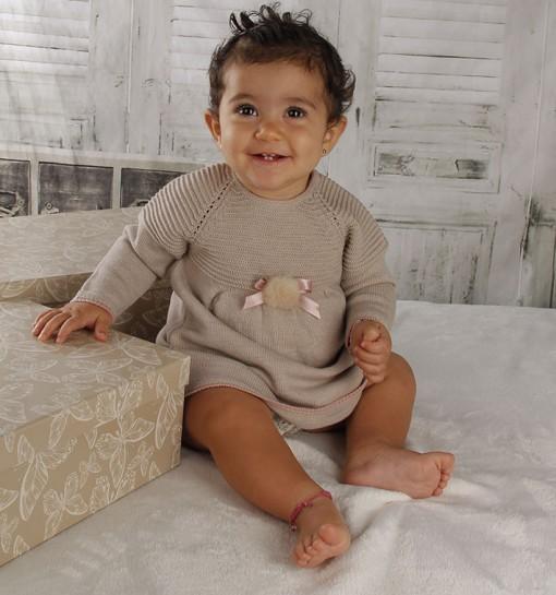 0f38e8a634d8b Compra vestidos bebe y niña. Tienda online ropa infantil y de bebés ...