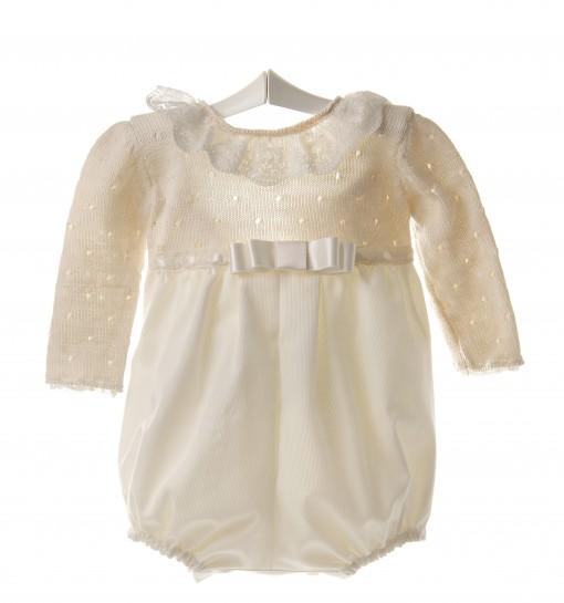 a24a14f1a Comprar ropa artesanal de bebé para bautizo y ceremonia Peques y ...