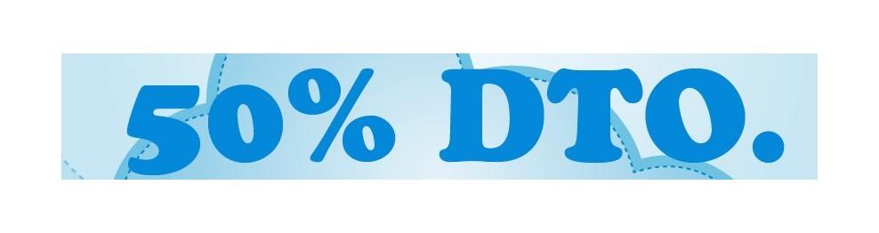 Rebajas al 50%