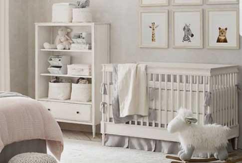 cuba de bebé - foto obtenida de pinterest